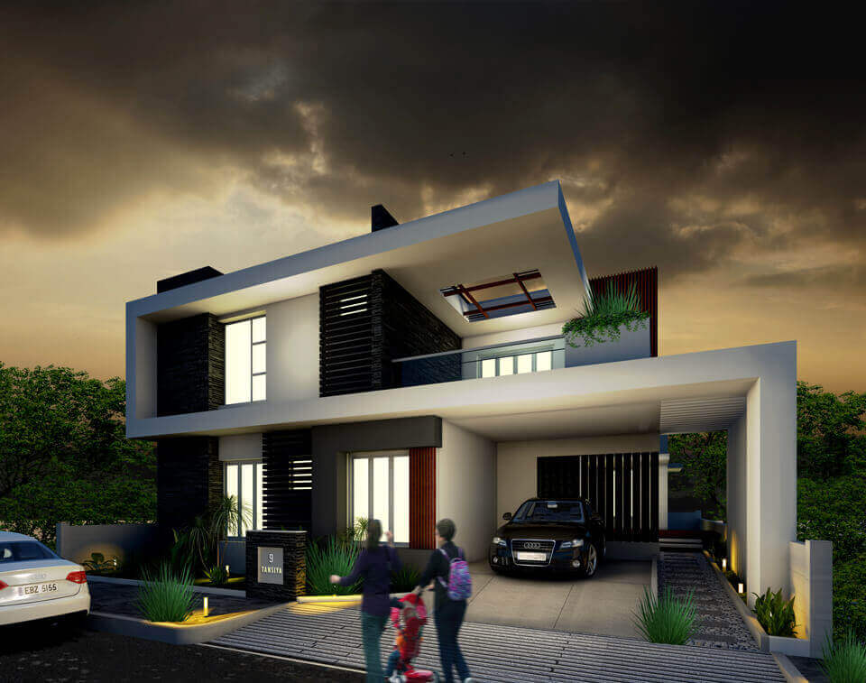Independent Villas in Thudiyalur